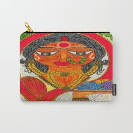 East Indian Bengali Bride Carry-All Pouch