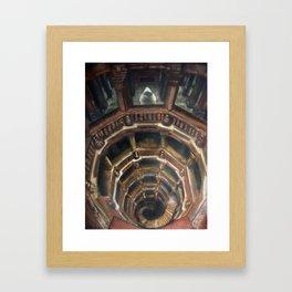 In the Deep - Nel Profondo Framed Art Print
