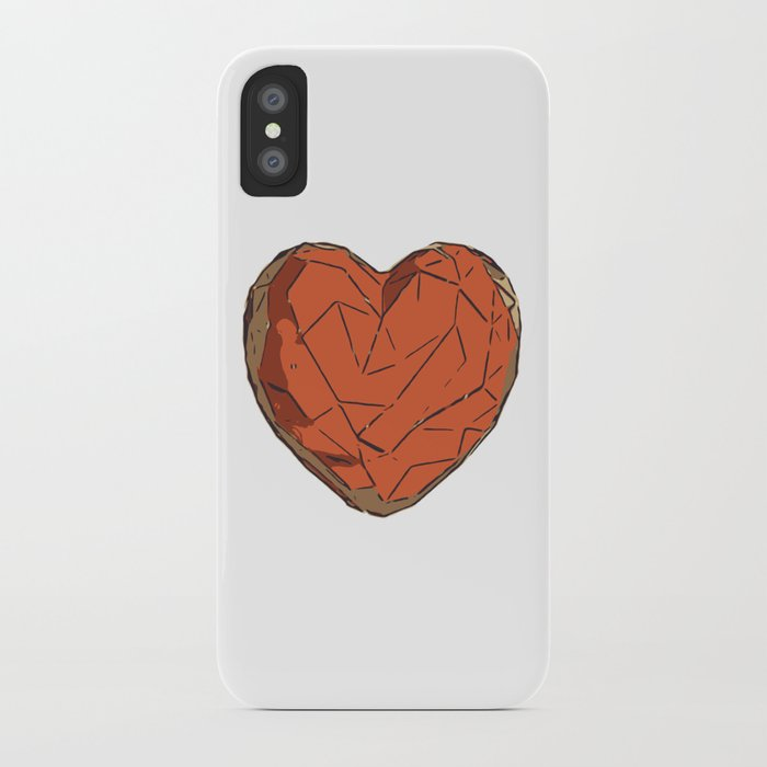 Heartlove Symbol Iphone Case By Xizang Society6