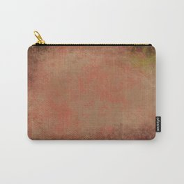 Colors of Red Gum Bark Carry-All Pouch