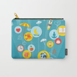 computer technology Carry-All Pouch