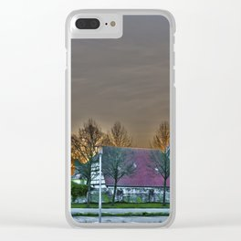 St.Peter and Paul Church DE - Laupheim, Germany Clear iPhone Case