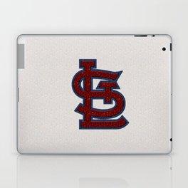 St. Louis Cardinal's Logo Laptop & iPad Skin