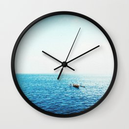 Another through the seasky Wall Clock