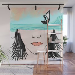 The Sailor Wall Mural