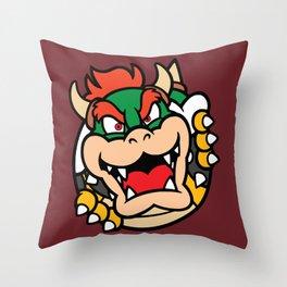 Great Demon Throw Pillow