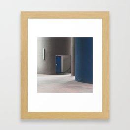 Geometrie_06 Framed Art Print