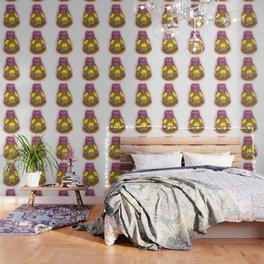 Concha and Coffee Wallpaper