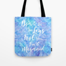 Mermaid | by Kukka Tote Bag