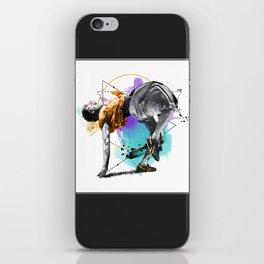 bboy  iPhone Skin