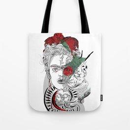 mother frida Tote Bag