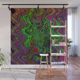 Snakes Wall Mural