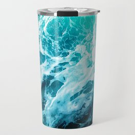 Out there in the Ocean Travel Mug