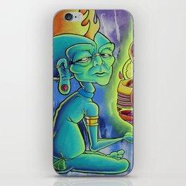 Shaman El Flyer iPhone Skin