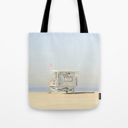 NEVER STOP EXPLORING VENICE BEACH No. 23 Tote Bag