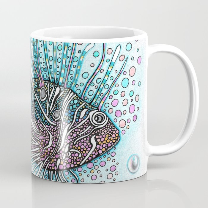 Pez Escorpión Coffee Mug