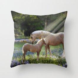Sweet Serenity Throw Pillow