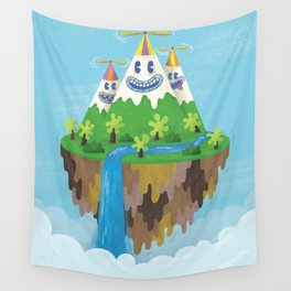 Flight of the Wild Wall Tapestry