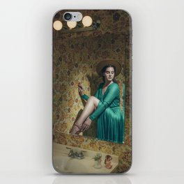 Roses Bloom for You iPhone Skin
