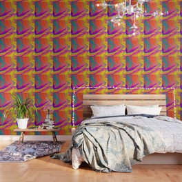 Psychedelic dream Wallpaper