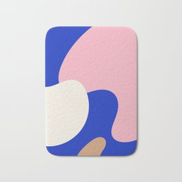 Modern Abstract Art Bath Mat