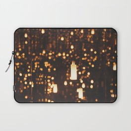 By Candlelight Laptop Sleeve