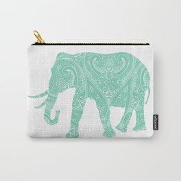 Mandala Elephant 6-22 Carry-All Pouch