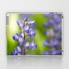 Yellowstone National Park - Silver Lupine Laptop & iPad Skin