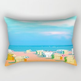 Travemünde Beachflair Rectangular Pillow