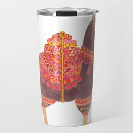The Lovely Llama Travel Mug