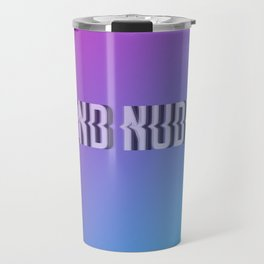 Trying to not be edgy Travel Mug