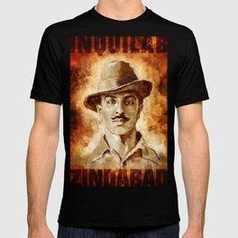 Shaheed-E-Azam Bhagat Singh T-shirt
