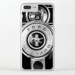 1966 Clear iPhone Case