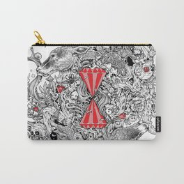 10 of Diamonds Carry-All Pouch
