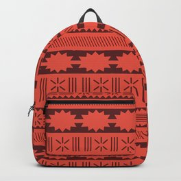 Moana Tribal Inspired Backpack
