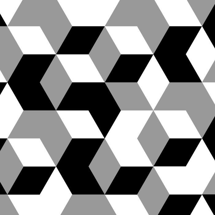 Hexagon(mono) #1 Leggings