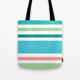 Newport Stripe Tote Bag