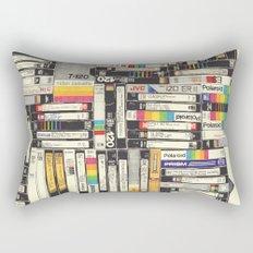 VHS Rectangular Pillow