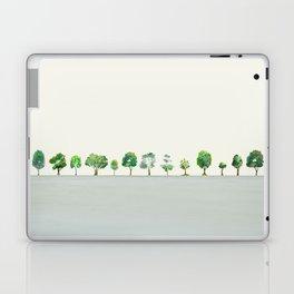 A Row Of Trees Laptop & iPad Skin