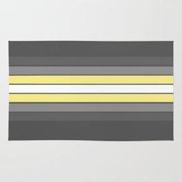 Demigender Flag Rug