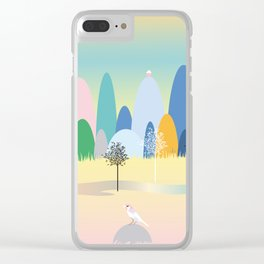 The House on the Hill Clear iPhone Case
