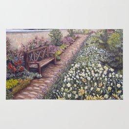 Cowbridge Physic Garden Rug