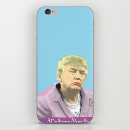 Drumpf iPhone Skin