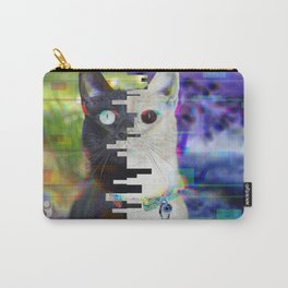 13 Glitch Photograph Carry-All Pouch