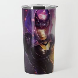 Tali'Zorah vas Normandy (Mass Effect) Art Travel Mug