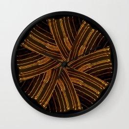 Spinner Wall Clock