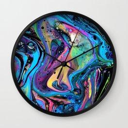 Funkadelic 2 Wall Clock