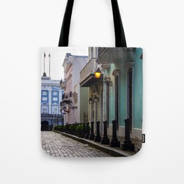 Old San Juan, Puerto Rico - Photo Tote Bag