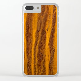 Grunge Texture 5 Clear iPhone Case