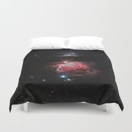 The Great Nebula in Orion Duvet Cover